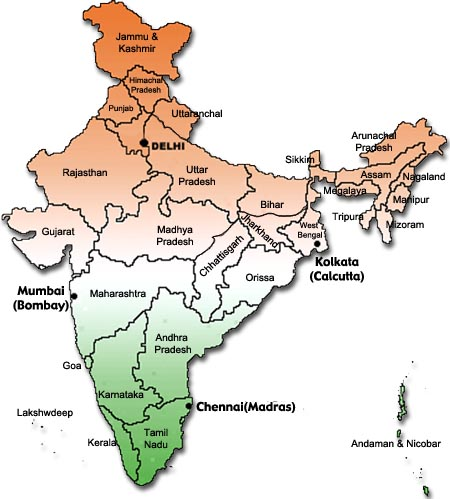 India map gallery india map 02 gumiabroncs Gallery